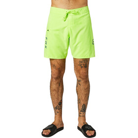 "Fox Overhead 18"" Boardshorts FHE Men, fluorescent yellow"
